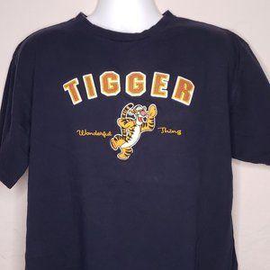Vintage Walt Disney World Tigger Size  XL T-shirt